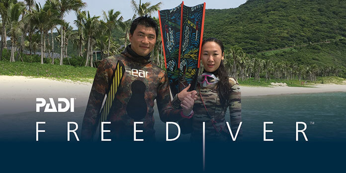 Curso Advanced FreeDiver